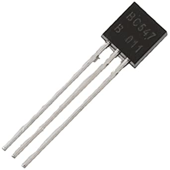 BC547 TO-92 NPN General Purpose Transistor 45V 0.1A 20 Pack