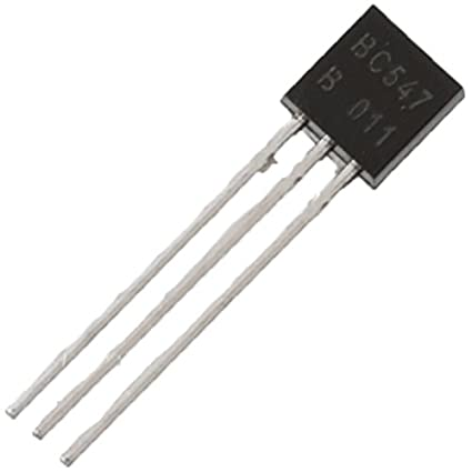 bc547 to 92 npn general purpose transistor 45v 0 1a 200 pieces