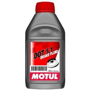 Motul DOT 5.1 Brake Fluid 5 Liter Jug by Motul