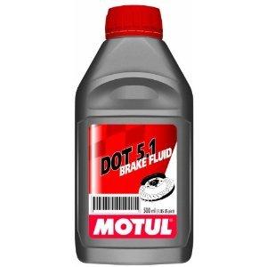 Motul DOT 5.1 Brake Fluid 5 Liter Jug by Motul