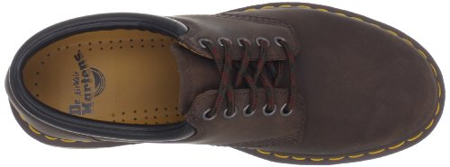 UK US Martens Derbys Black 6 Horse 8053 Adults' Gaucho Men Crazy Dr Unisex pnqwHWRR