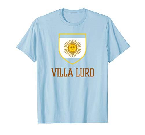 Villa Luro, Buenos Aires, Argentina - Argentino Shirt (Best Value Malbec Argentina)
