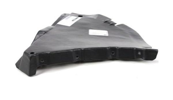 Driver Side Rear Section Fender Liner For 2003-2006 Mercedes Benz SL500 Front