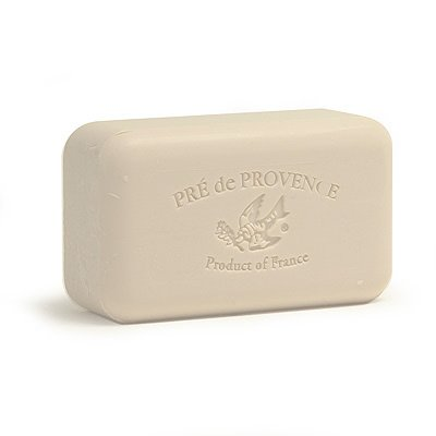 Pre de Provence Artisanal French Soap Bar Enriched with Shea Butter, Quad-Milled For A Smooth & Rich Lather (150g) - Almond