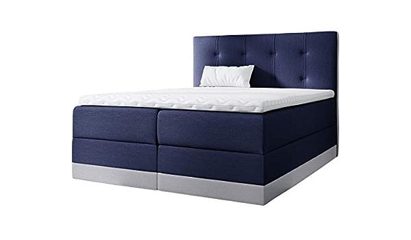Cama con somier Algor con 2 cajones, somier, colchón, cama ...