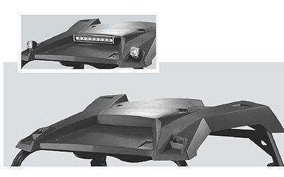Delightful Polaris Lock U0026 Ride Sport Roof POLARIS RANGER RZR 570 RANGER RZR 800 RANGER  RZR S