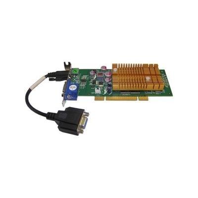 Jaton GeForce 6200 256MB DDR2 VGA Low-Profile PCI Video Card VIDEO-348PCI-LX - 256mb Low Geforce 6200 Profile