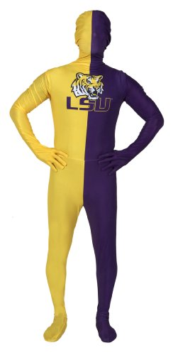 Paper Magic Louisiana State Child Skin Suit, Large: (College Morphsuits)