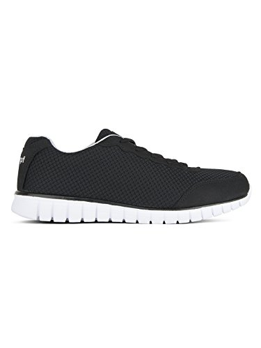Danse Semelle Dancesneaker Entières Hop Sportive Fitness Gymnastique Chaussures Mobster 1620 Noir Lindy Rumpf De Entraînement Yoga Aérobic Indoor Basket Hip YxXn1gwEq