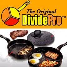 Divide Pro Skillet Set (As Seen On TV)