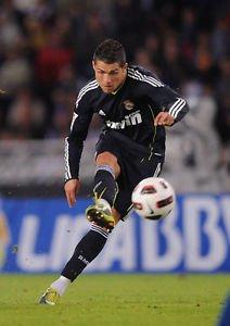 Cristiano Ronaldo - real Madrid - de balón de fútbol - Classic A3 ...
