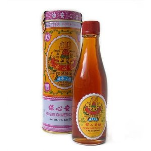 Po Sum On Medicated Oil from