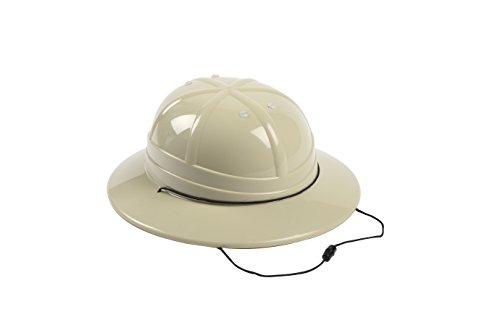Aeromax Jr. Pith Safari Helmet with Adjustable Headband ()