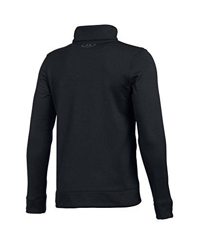 Under Armour Boys' Pennant Warm Up Jacket, Black (001), Youth X-Large