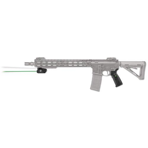 Crimson Trace LINQ Rail Equipped Long Guns, Green, - The Linq Stores