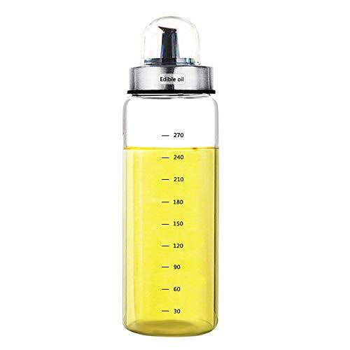 SY-Athena High-borosilicate glass oil bottle Anti-leak Oil Bottle Vinegar Soy Sauce Bottle Small Vinegar Bottle Oil Canned Household Kitchenware