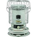 Sengoku Heat Mate Portable Convection Kerosene Heater 23,000 BTU , Beige #HMHC2230