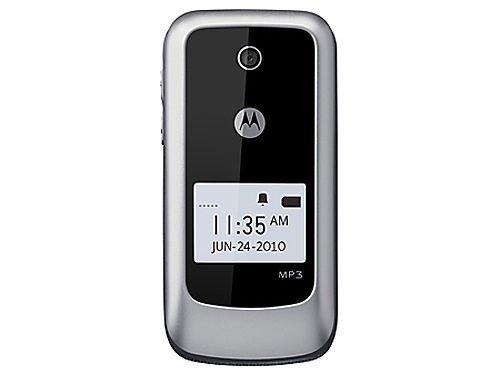 motorola-w418g-tracfone-gsm-flip-silver-camera-phone-free-ship-only-handset