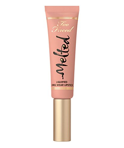 Too Faced, Melted, Liquified Long Wear Lipstick, Melted Nude, 0.40 fl. oz./12 ml.
