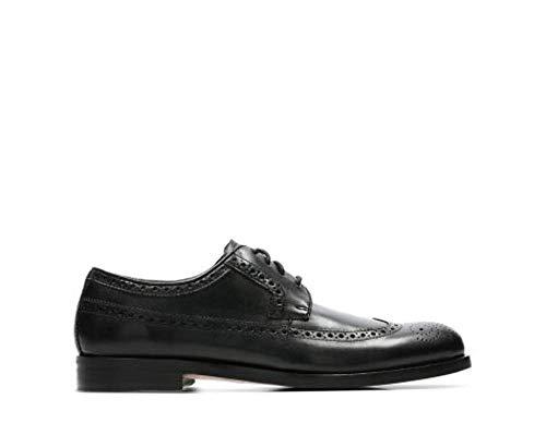 Límite Coling Clarks Negro Para Zapatos Ancho Formal Hombre wvwI6q