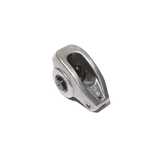 COMP Cams 17001-1 High Energy Die Cast Aluminum Roller Rocker Arm with 1.5 Ratio and 3/8