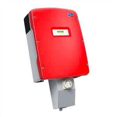 (SMA Sunny Boy 5000 US Solar Inverter with Fused DC Disconnect)