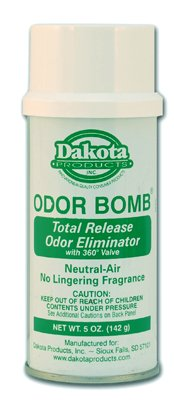 Odor Fogger - Dakota Odor Bomb Car Odor Eliminator - Neutral Air - 3 Pack