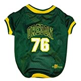 Oregon Ducks Dog Jersey, My Pet Supplies