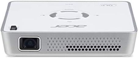 Acer Portable LED C101i Video - Proyector (150 lúmenes ANSI, DLP ...