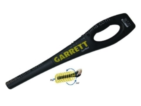 Garrett Metal Detectors GARRETT Wand - Hand Held Metal De...
