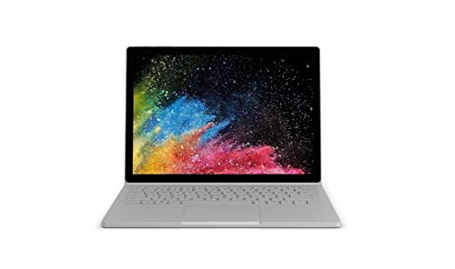 Microsoft Surface Book 2 HNM-00001 Laptop (Windows 10, Intel i7-8650U, 13.5