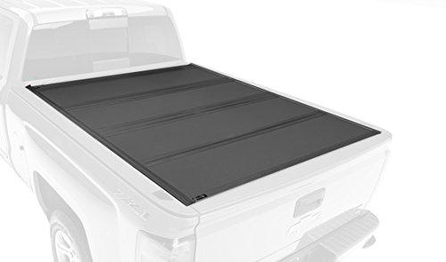 BAK Industries BAKFlip MX4  Hard Folding Truck Bed Cover 448120 2014-18 GM Silverado, Sierra     5' 8