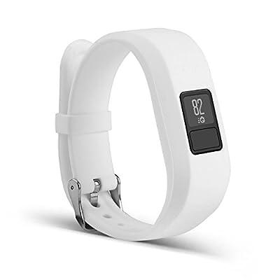 Garmin Vivofit 3 Accessory Bands Pinhen Replacement Sport Colourful Band With Plastic Clasps For Garmin Vivofit3 Activity Tracker Wireless Wristband Bracelet