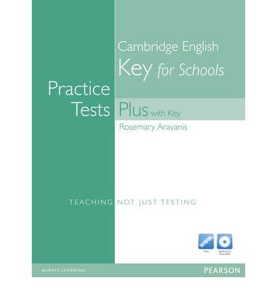 Practice Tests Plus KET for Schools with Key with Multi-ROM and Audio CD Pack (Mixed media product) - Common PDF