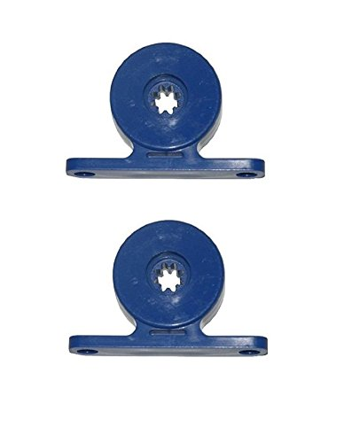 Polaris® Pool Cleaner Turbine Bearing 2 pack C-80 C80 C 80 By FibroPRO (Polaris Turbine)