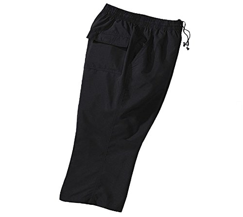 By Capri 2xl 10xl 4xl Nero Pantaloni Ahorn Fitness Oversize w6CIIq
