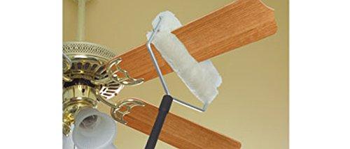 wool shop ceiling fan duster - 2