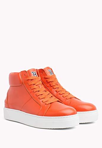 Stringate Size TOMMY FM0FM01968907 Orange Lewis LEWIS X Sneakers 42 Hybri Hamilton ZSHBS