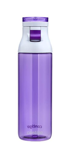 - Contigo Jackson Reusable Water Bottle, 24oz, Lilac