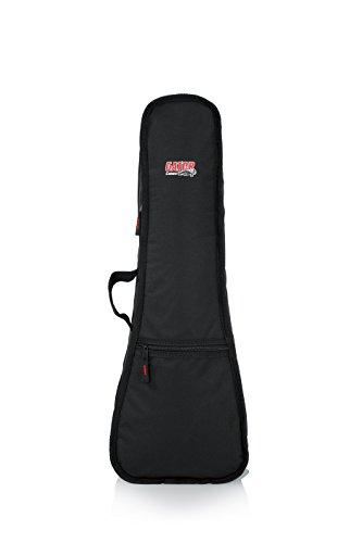 Gator Cases Gig Bag for Concert Style Ukuleles (GBE-UKE-SOP)