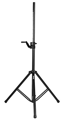 Knox Audio Hand Crank Steel Speaker (Best Knox Speaker Stands)