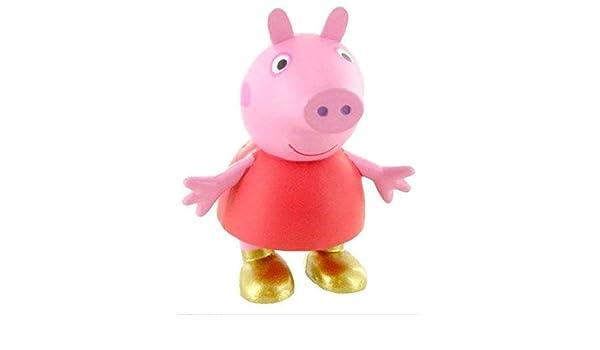 Figura Peppa Pig: Amazon.es: Juguetes y juegos