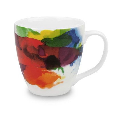Konitz 14 oz. ''On Color!'' Mug (Set of 4)