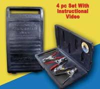 Hose Puller & Quick Release Pliers Set - 4-Pc