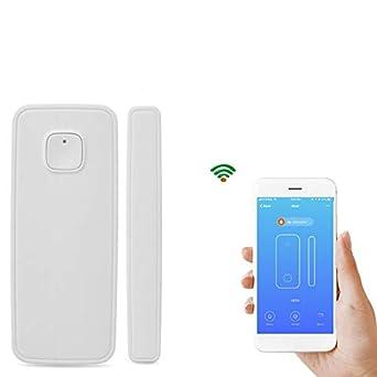 Alarma de Emergencia Antirrobo para Casa Sensor de Alarma ...