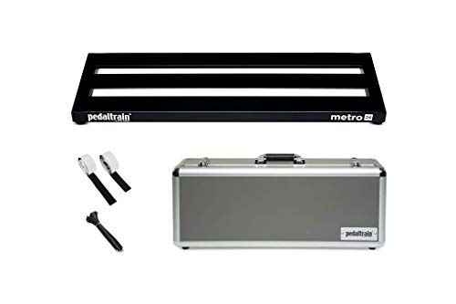 Pedaltrain PT-M24-HC Metro 24 Pedal Boards with Hard -