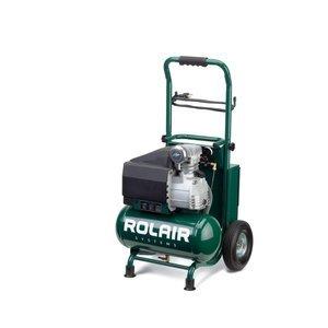 Rolair, VT20TB, Air Compressor, 2 HP, 115V, 125 psi