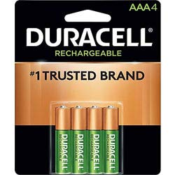 Replacement For PANASONIC KX-TGA430 CORDLESS PHONE BATTERY 4 PACK by Technical Precision (Image #1)