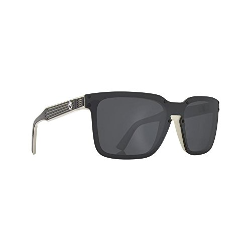Dragon Alliance Mansfield Sunglasses Black White W/Grey - Sunglasses White Dragon