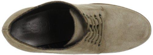Esprit Mariella Lu Bootie - Botines tacón, color: Negro Beige